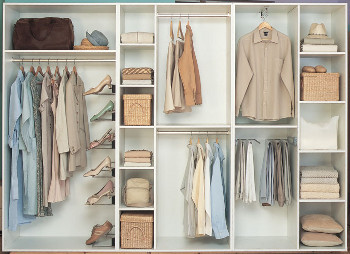 Rotate your closet by season