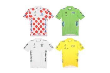 the 4 Main Jerseys