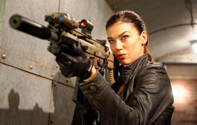Adrianne Palicki as Lady Jaye