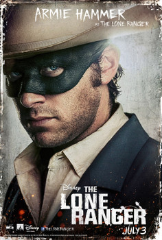 Armie as the Ranger