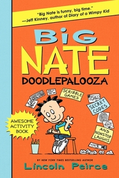 Big Nate: Doodlepalooza by Lincolm Peirce