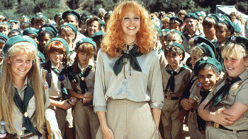 Troop Beverly Hills thinks a little fashion in the forest can't hurt
