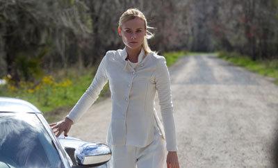 Diane Kruger as the Seeker