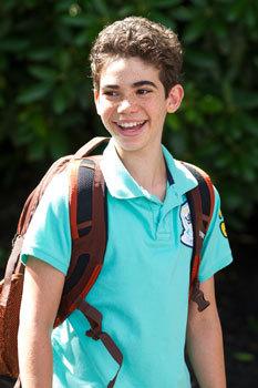 Cameron as Keithie
