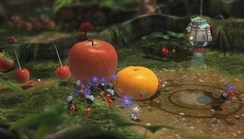 Gather as much fruit as you can!