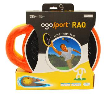 OgoSport Raq puts the bounce back in ball games