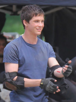 Percy injured in the games