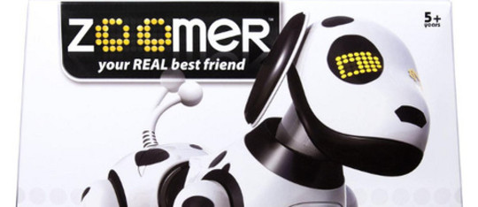 Electronic pooch Zoomer could be the future of family pets, find out more in the Kidzworld Review!
