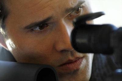 Brett as Ward takes aim