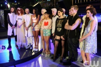 The Contestants of Cycle 20