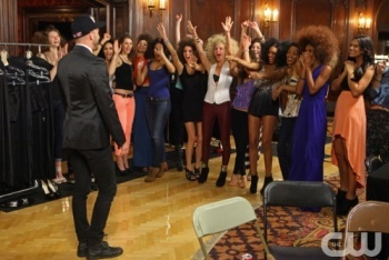 Semi-Finalist Girls of Cycle 20 on ANTM