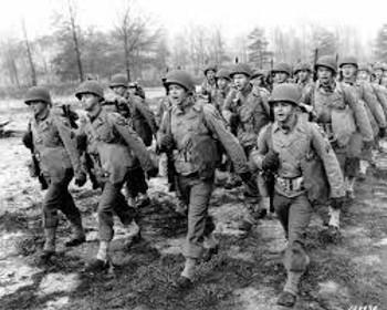 U.S. Soldiers in World War II