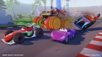 Create your own race-tracks!
