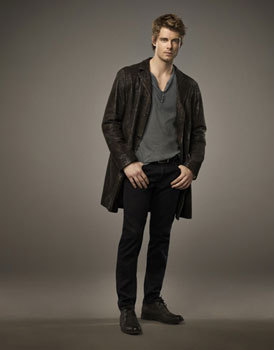 Luke Mitchell as John