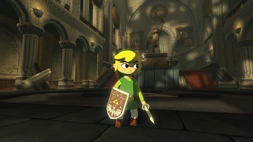 Link has never looked better.