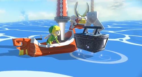 Explore the seas for lost treasure.