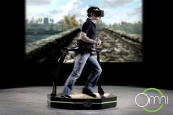 The Omni and Oculus Virtual Reality Machines