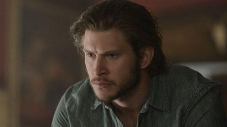 Elena's mysterious ex, Clay