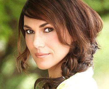 Kyra Zagorsky as herself
