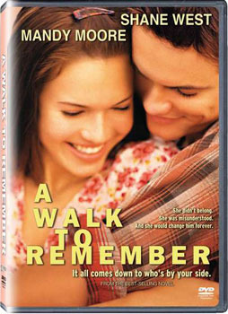 A Walk to Remember DVD Cover