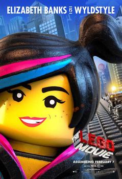 WyldStyle voiced by Elizabeth Banks