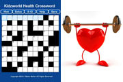 Preview health crossword pre