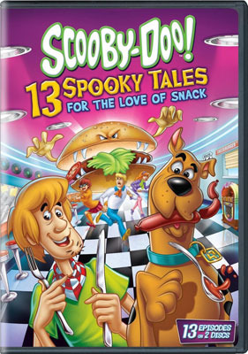 Scooby-Doo! 13 Spooky Tales: For the Love of Snack DVD
