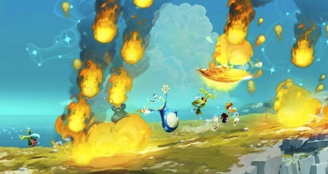 Rayman Legends was supposed to be a Wii U exclusive, but poor Wii U sales put an end to that.