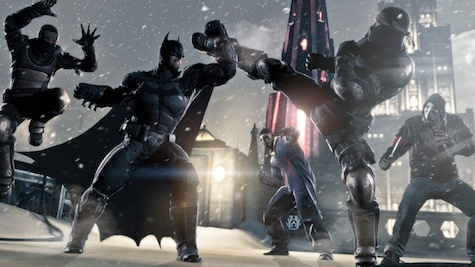 You want DLC for Arkham Origins? You'll have to play on Xbox or Playstation.