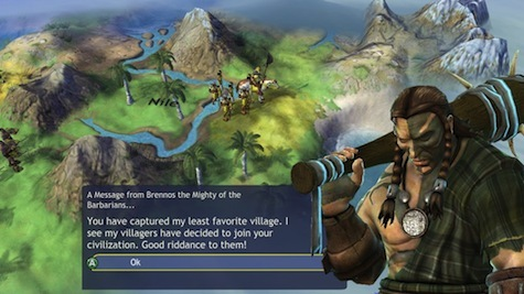 Cid Meier Civilization Revolution is free this March