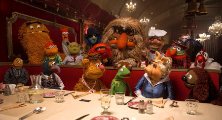 The Muppets talk over an offer to do a European tour!