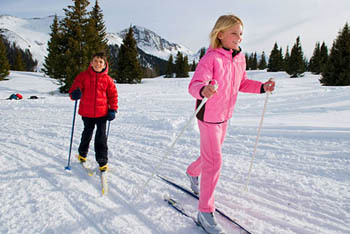Nordic Skiing for Kids