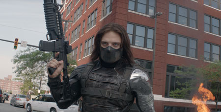 Winter Soldier swears to take down Captain America
