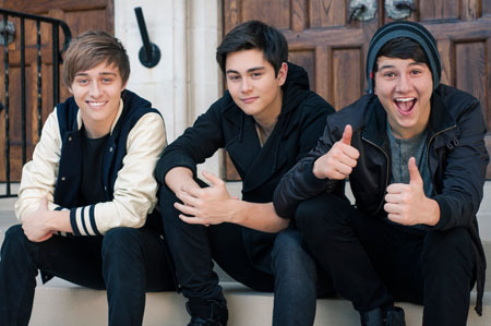 Before You Exit Group Shot