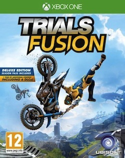 Trials Fusion Video Game is Available Now