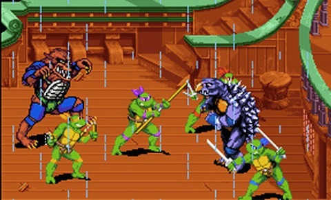 Still the best TMNT game out there.