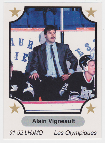 Alain Vigneault, way ahead of the curve for NHL coaches
