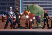 Preview disney infinity marvel preview