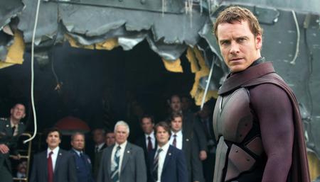 Michael Fassbender as Erik Lehnsherr/Magneto