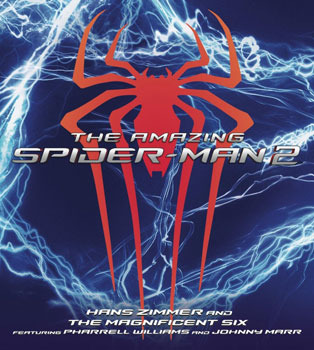 The Amazing Spider-Man 2 Soundtrack is out now!
