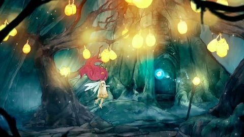 Child Of Light is filled with wonder.