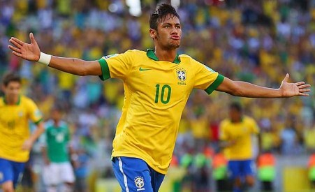 Can Neymar help Brazil win the World Cup on home soil?