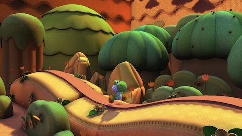Yarn Yoshi! Will it be playable this year?