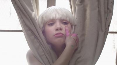 Maddie Ziegler from Dance Moms stars in the Chandelier video