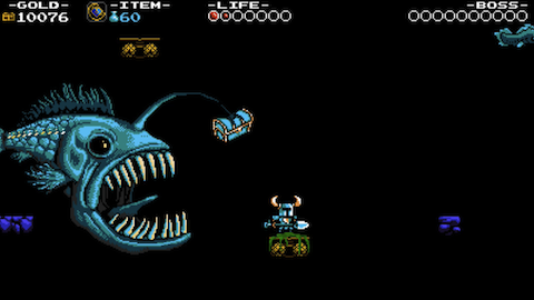 You'll come across some scary mid level mini bosses.