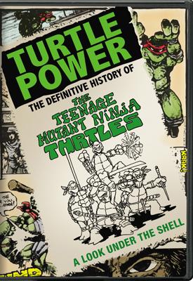 TURTLE POWER DVD