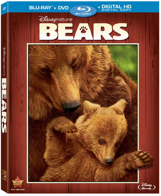 Disneynature Bears Blu-ray is now available!