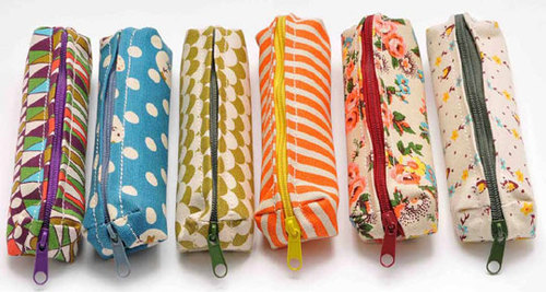 Pencil Cases come in all shapes and patterns!