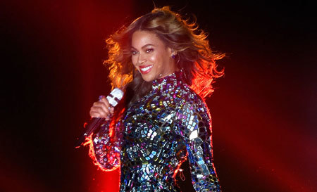 Beyoncé's closing performance was the highlight of the night