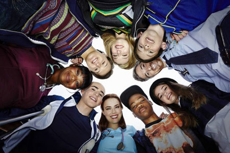 The Red Band Society Cast